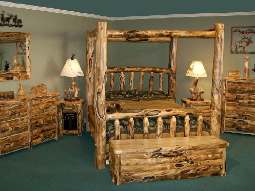 Rustic Log Furniture Of Utah Furniture Amp Cabin Decor
