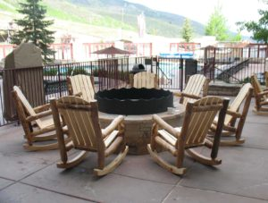 Aspen Outdoor Rocking Chairs