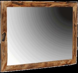 41x47 Gnarly Framed Mirror