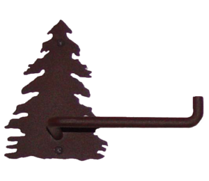 Metal Tree Tissue Holder