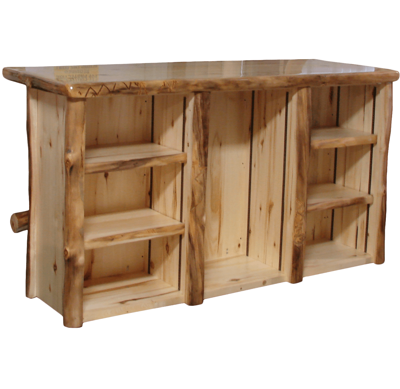Bars Rustic Log Furniture Of Utah