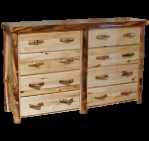 Aspen 8 Drawer Dresser
