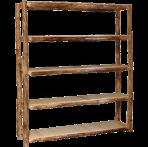 "72""W Aspen Display Shelf"