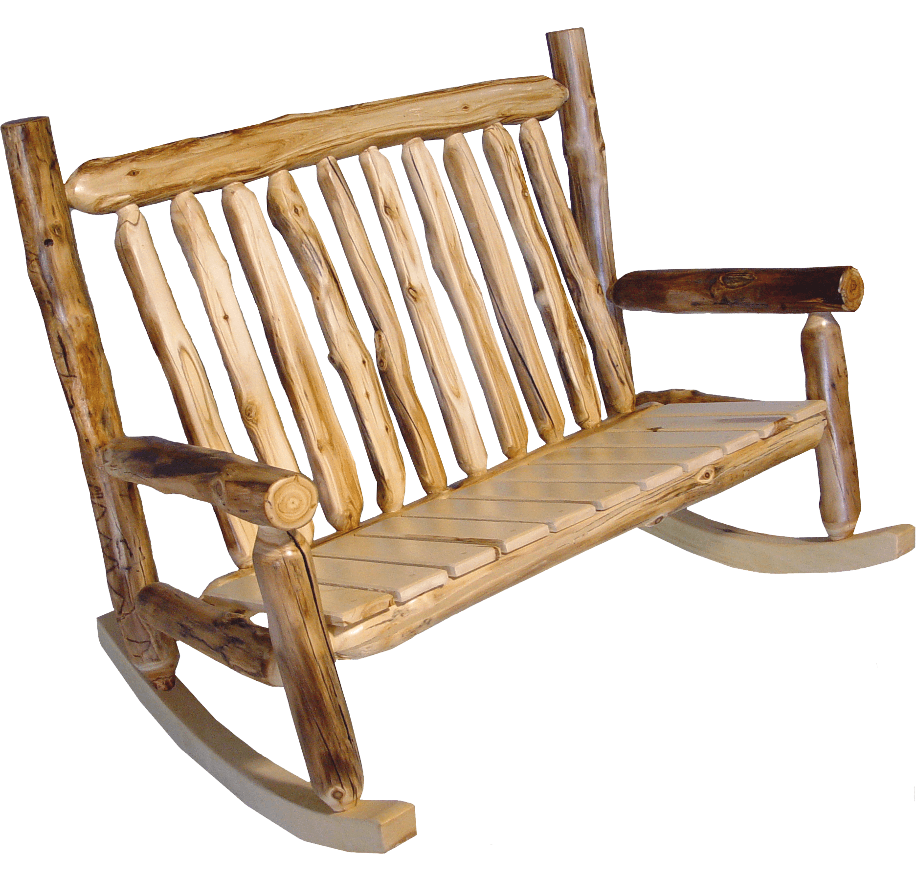Red Rocking Chair Clipart ~ Log rocking chair design ideas