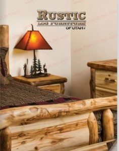 Rustic Catalog Cover