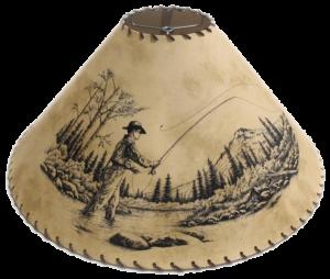 Fisherman Lampshade