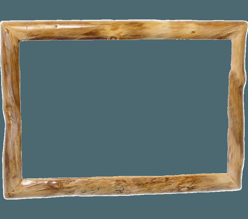 Aspen Log Picture Frame Rustic Log Furniture Of Utah