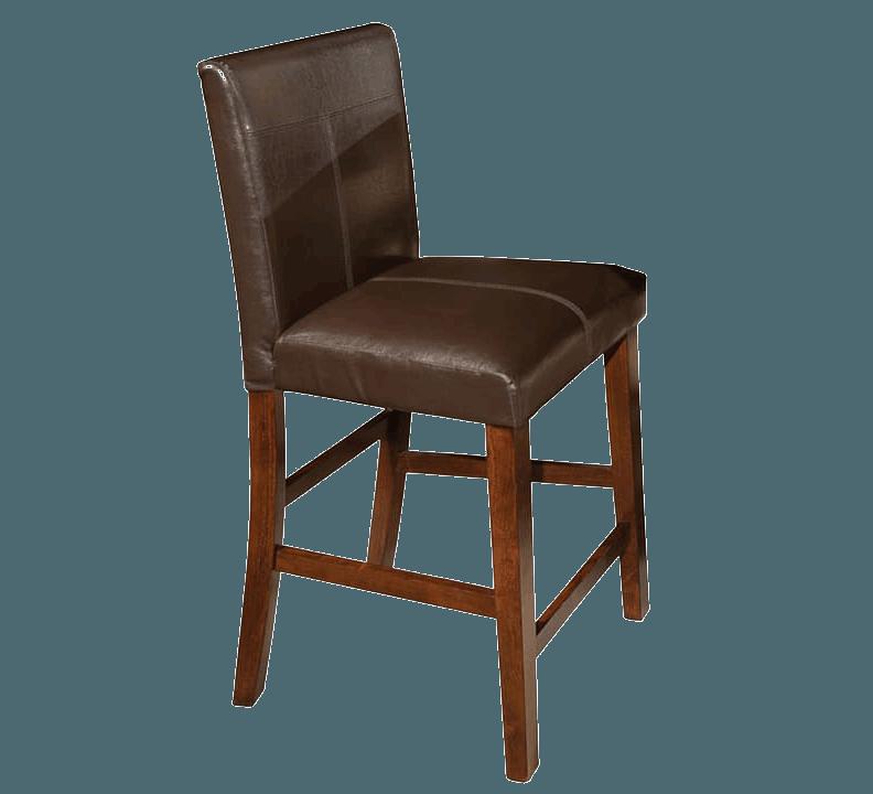 Kona Dining Chair Rustic Log Furniture Of Utah
